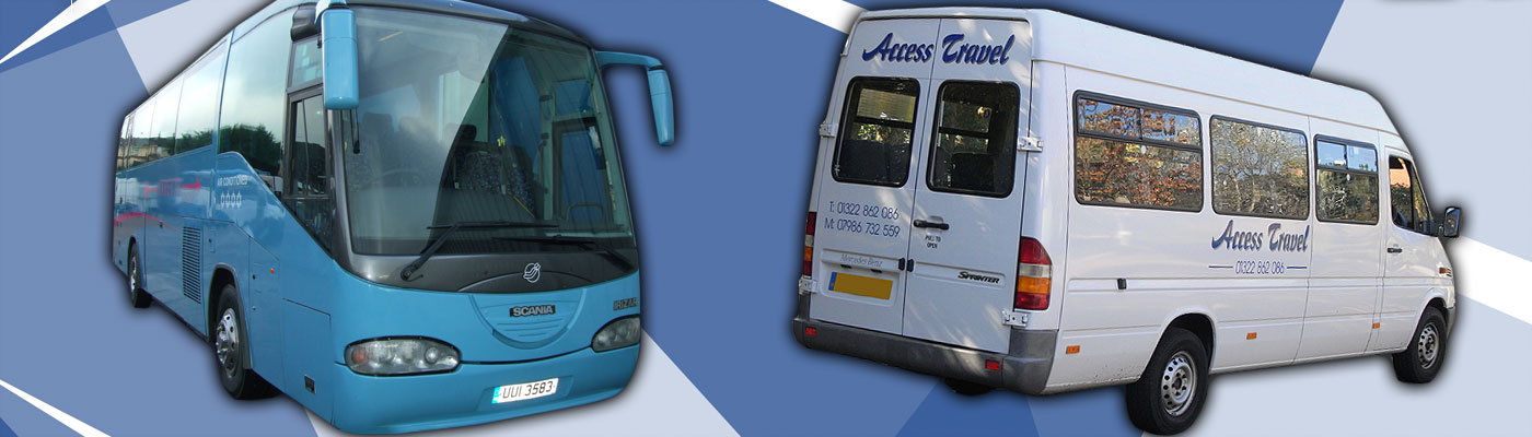 Access Travel coach and minibus