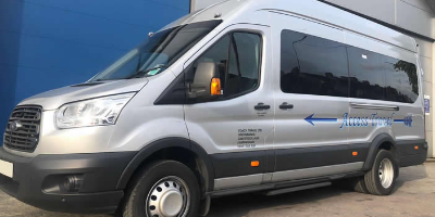 Private minibus and coach hire in Kent