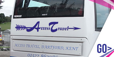 About Dartford based Access Travel