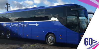 Minibus and coach services in Kent