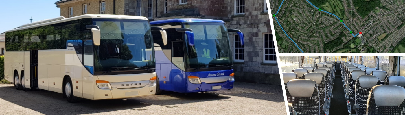 Access Travel coaches