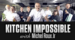 Michel Roux Kitchen Impossible