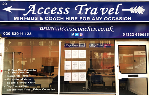 Access Travel opens Welling office